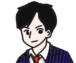 万年筆入門・泉センパイのイラスト