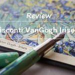 【リアルおすすめ日記】ビスコンティ・ヴァンゴッホコレクション・アイリス・ニブEF。美しいレジンの色に一目惚れした