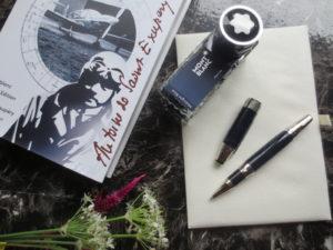 モンブラン Montblanc サン=テグジュペリ 万年筆
